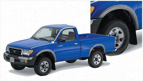 1995 TOYOTA TACOMA Bushwacker Toyota Tacoma PreRunner Street Style Fender Flare Set