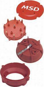 MSD Pro-Cap Distributor Cap And Rotor 7445 Distributor Cap & Rotor