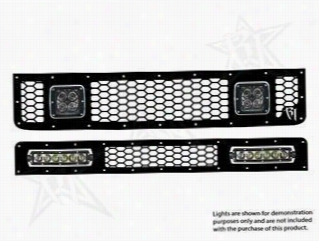 2007 TOYOTA FJ CRUISER Rigid Industries Toyota FJ Grille Kit