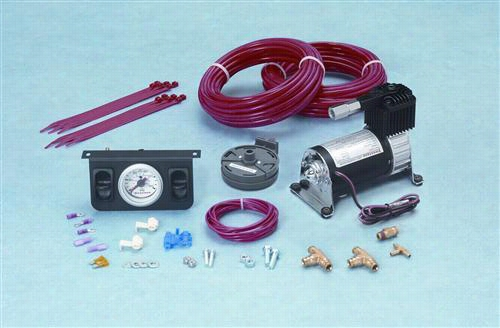 Firestone Ride-Rite Dual Electric Air Command Standard Duty Air Compressor System 2265 Leveling Compressor Kits