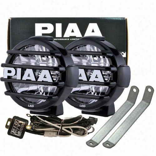"Piaa Lighting Toyota FJ Cruiser 2007-14 VSK LP570 7"" LED Driving Light, SAE Compliant 05798 Offroad Racing, Fog & Driving Lights"