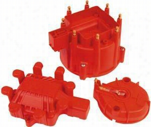 MSD Distributor Cap And Rotor Kit 84023 Distributor Cap & Rotor
