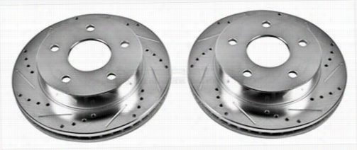 Power Stop Brake Rotor by Power Stop AR8747XPR Disc Brake Rotors