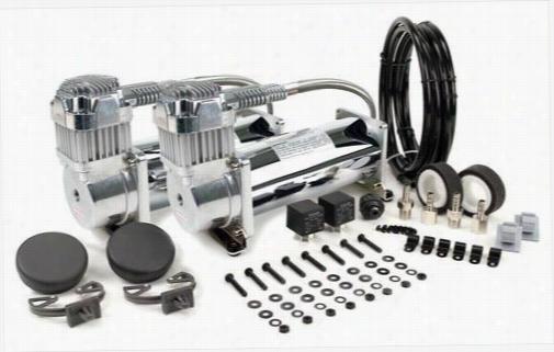 AirLift 12 Volt Compressor 23450 Leveling Compressor Kits