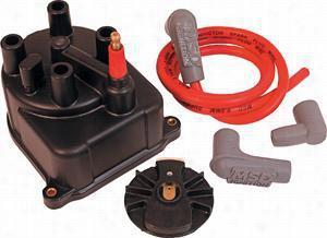 MSD Distributor Cap And Rotor Kit 82923 Distributor Cap & Rotor