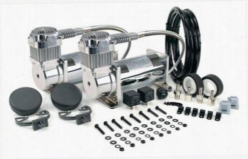 AirLift 12 Volt Compressor 23400 Leveling Compressor Kits