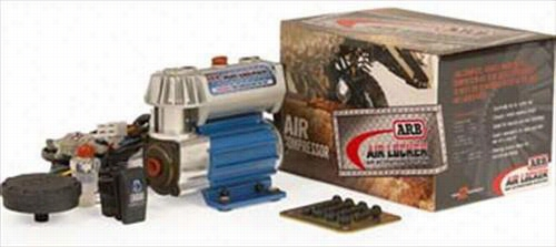 ARB 4x4 Accessories Compact On-Board Air Compressor Kit CKSA12 Air Compressor