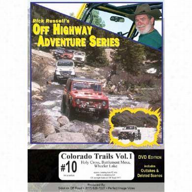 Sidekick Off Road Off-Highway Adventure Series DVD DVD-010 Rick Russell Off-Highway Adventure
