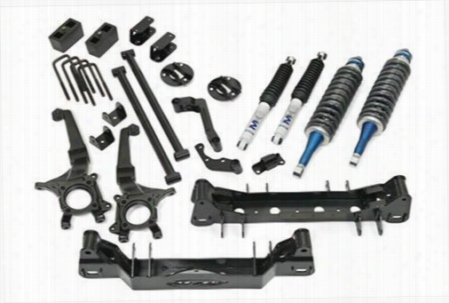 2005 TOYOTA TACOMA Pro Comp Suspension 6 Inch Lift Kit with Front MX2.75 Coilovers and MX-6 Shocks