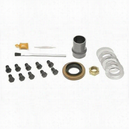 G2 Axle and Gear Toyota 8in. 4 Cyl. Minor Installation Kit 25-2041 Ring and Pinion Installation Kits