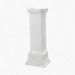 Foremost L1950W - Pedestal Lavatory Leg