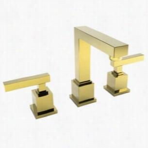 Newport Brass NB2030-01 - Widespread Lavatory Faucet, Lever Handles