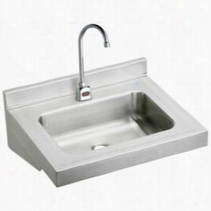 Elkay ELV2219SACC - ADA Compliant Rectangular Wash-Up Lavatory Sink