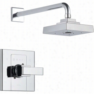 Delta Faucet T14286 - Single Handle Shower Only Faucet Trim