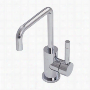 Water Decor 02201-012-026 - Nirvana Single Side Handle Lavatory Faucet