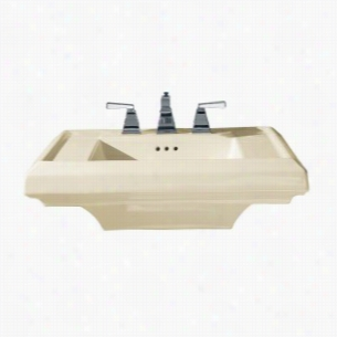 American Standard 0780.008.020 - Town Square 27 in. Pedestal Sink Basin
