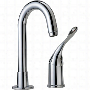 Delta Faucet 710LF-HDF - Single Handle Bar/Prep Faucet