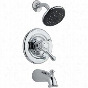 Delta Faucet T17478 - Single Handle Monitor 17 Series Tub & Shower Faucet Trim