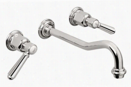 California Faucets TO-V3302-9-AB - Vessel Lavatory Faucet Trim Only