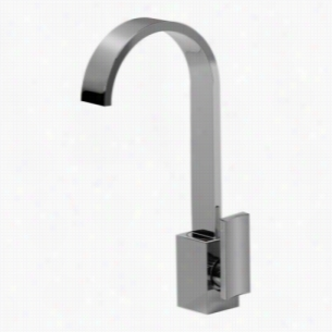 Graff G-1805-LM36-PC - One Handle Vessel Lavatory Faucet