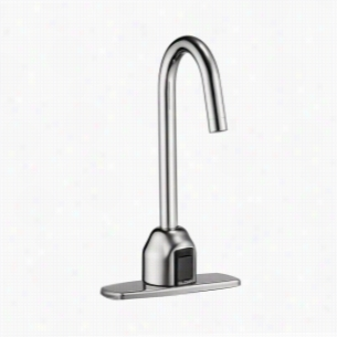 Sloan 3315104 - Battery-Powered Touchless Lavatory Faucet