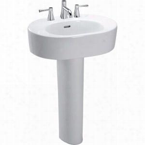 Toto LPT790.8-01 - Pedestal Lavatory