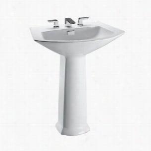 Toto LPT962-01 - Pedestal Lavatory