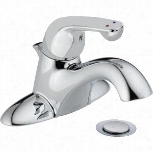 Delta Faucet 520LF-HGMHDF - Single Handle Centerset Lavatory Faucet