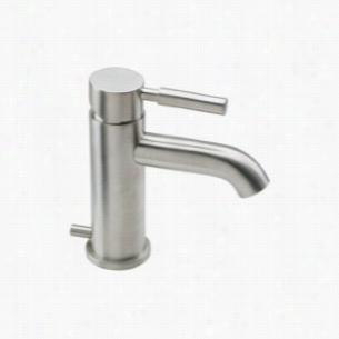 California Faucets 6201-1-AB - Single Hole Lavatory Faucet