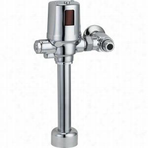 Delta Faucet 81T201BTA-48 - WC Battery Flushvalve 4.8L