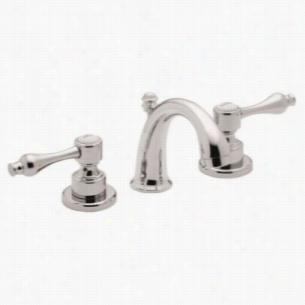 California Faucets 3607-AB - Mini-Widespread Bathroom Faucet (Handle Spread Adjustable)