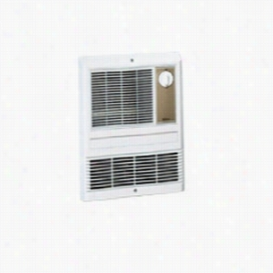 Broan 9810WH - 1000 120/240VAC Fan-Forced Wall Heater