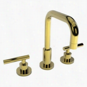 Newport Brass NB1400L-01 - Widespread Lavatory Faucet, Lever Handles