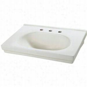 Foremost F19508BI - Pedestal Sink Basin Only