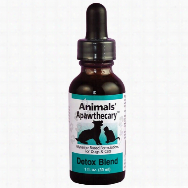Animals' Apawthecary Detox Blend (1 oz)