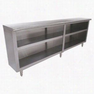 Advance Tabco Cabinet Base Work Table DC-1812