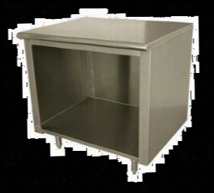 Advance Tabco Cabinet Base Work Table EB-SS-2412
