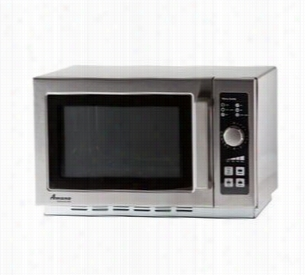 Amana Commercial Microwave Oven RCS10DSE
