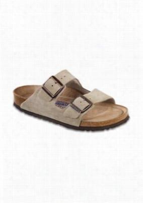 Birkenstock Professional Arizona Soft Footbed Taupe Sandal - Taupe - 40