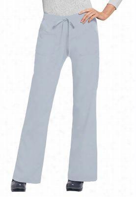 Greys Anatomy drawstring waist cargo scrub pants. - Moonstruck - TXXS
