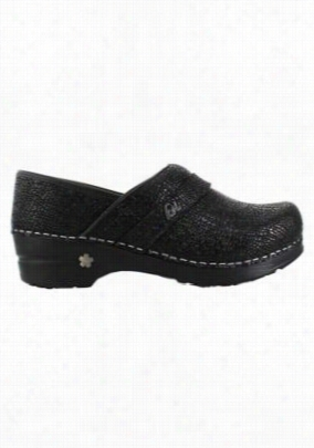 Koi by Sanita Lindsey Lana nursing shoe. - Black - 38