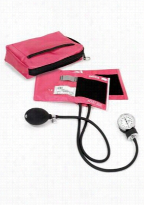 Prestige blood pressure cuff with color coordinated carrying case. - Passion - OS