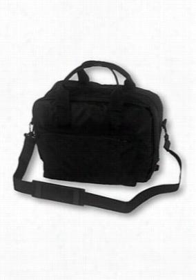 Professional Case multi-pocket medical bag. - Black - OS