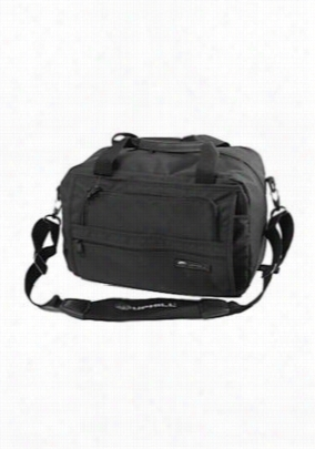 Uphill caduceus design medical bag. - Black - OS