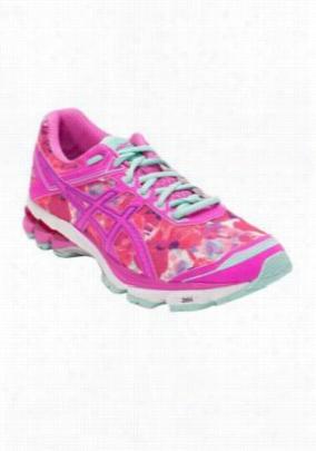Asics Pink Ribbon athletic shoe. - Pink Ribbon/Pink/Mint - 10