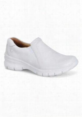 Nurse Mates London scrub shoe. - White - 11