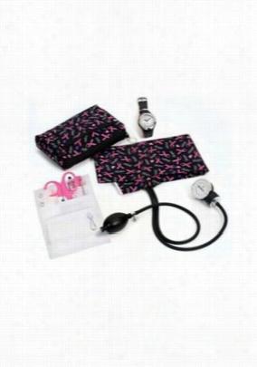 Prestige Hope Pink Ribbon nurse kit. - Hope Ribbon - OS
