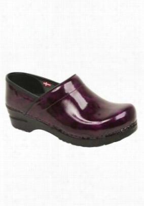 Sanita Professional Ariana nursing clogs. - Purple - 36