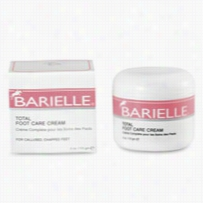 Barielle Total Foot Care Cream 4 oz