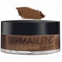 Dermablend Cover Creme Deep Brown 1 oz